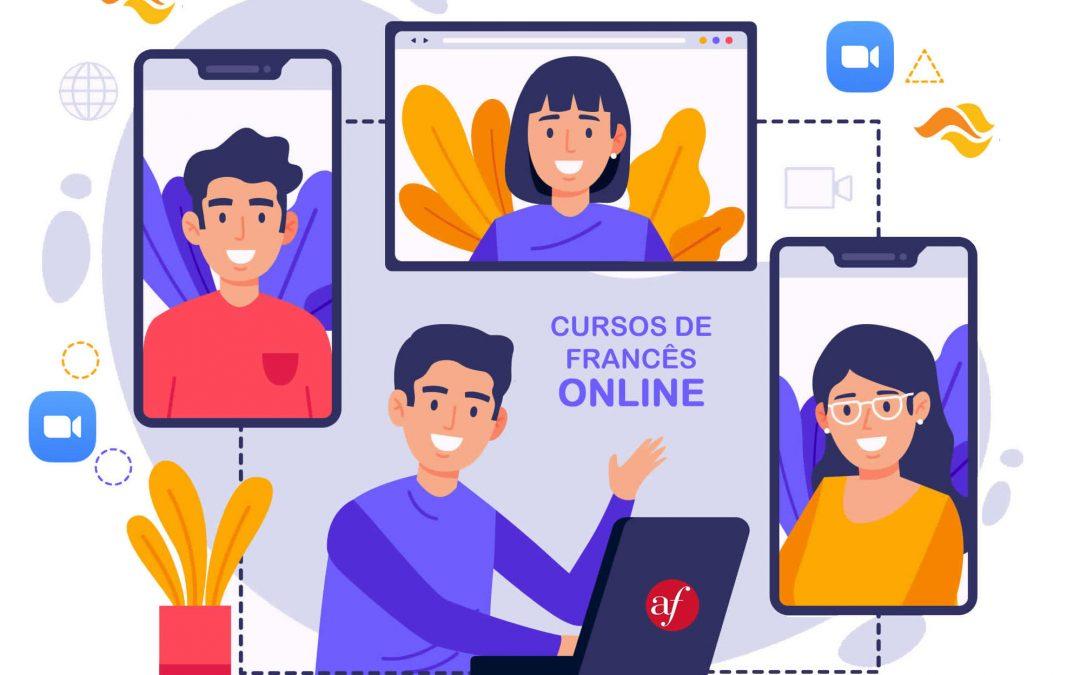 Cursos de francês online