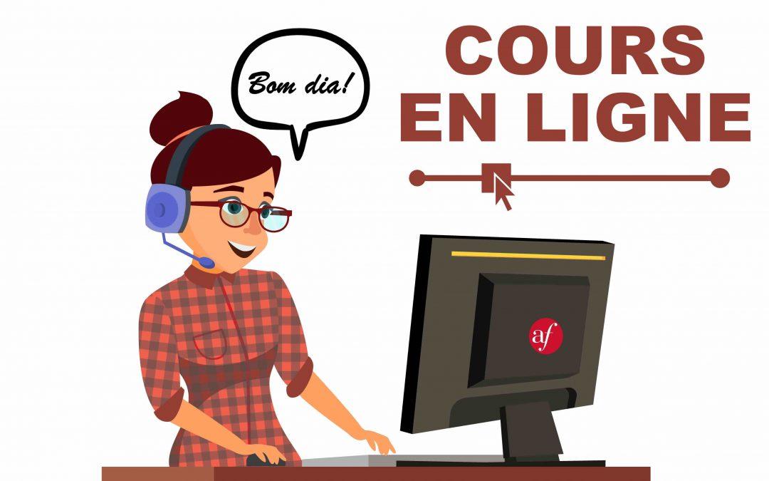 Cours de Portugais en ligne