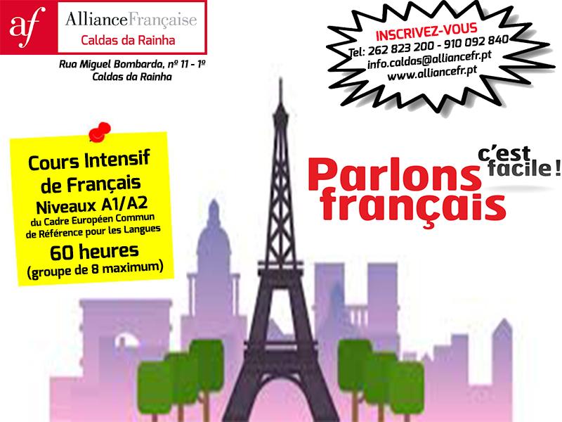 Cours Intensif de Français 60 H