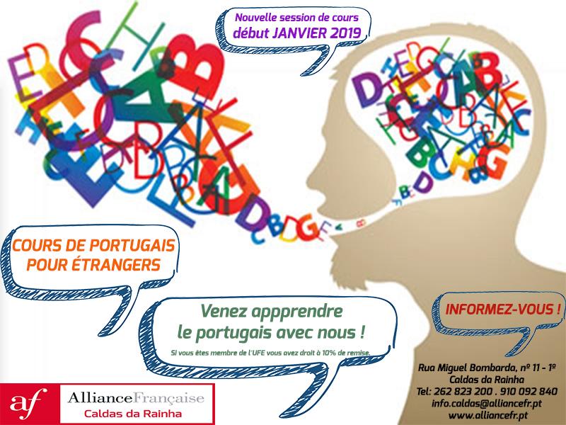Cours de Portugais pour Francophones