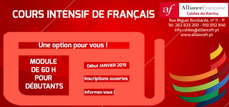 Cours intensif de Français