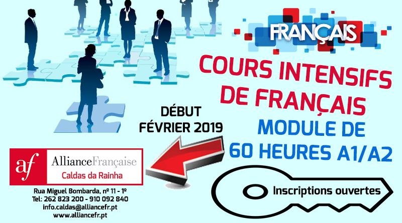 Cours de Français niveaux A1/A2