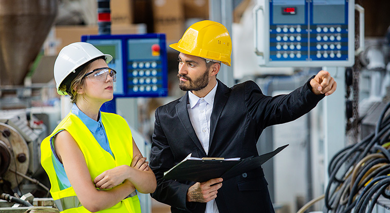 Formação de francês para profissionais da Construção Civil