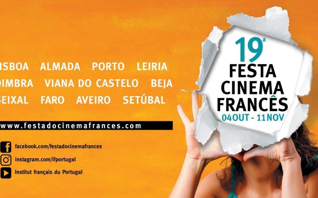 19ª Festa do Cinema Francês