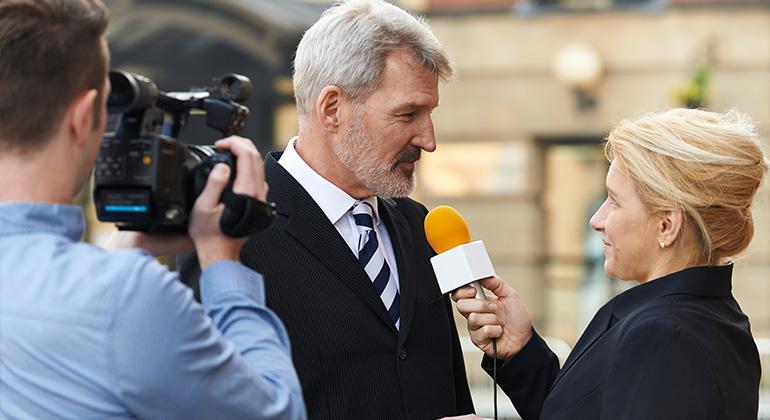 Formação de francês para profissionais da comunicação social