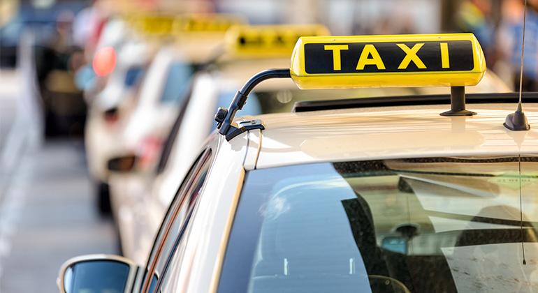 Formação de francês para Taxistas