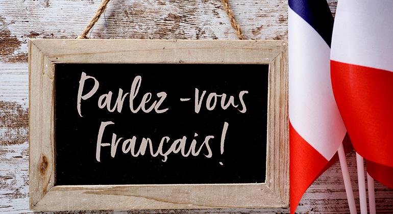 O francês está de volta!
